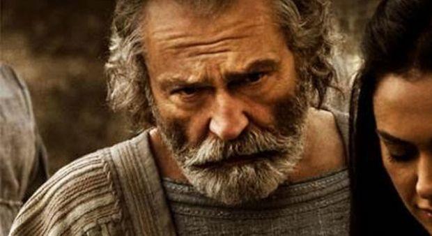 Ben-Hur filminin Haluk Bilginer afişi yayınlandı