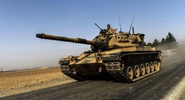 ABD'li yetkili: Kürtlerin ilerleyişini durdurduk