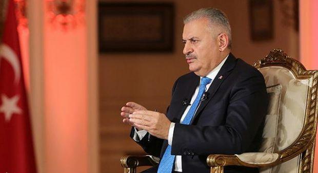 Başbakan Yıldırım'dan Cerablus açıklamaları
