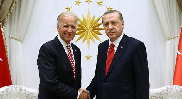 Cumhurbaşkanı Erdoğan ve Biden açıklama yaptı