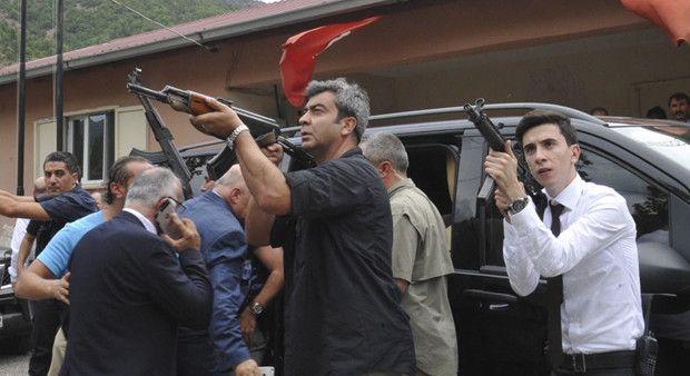 Kılıçdaroğlu'na yapılan saldırıyı PKK üstlendi