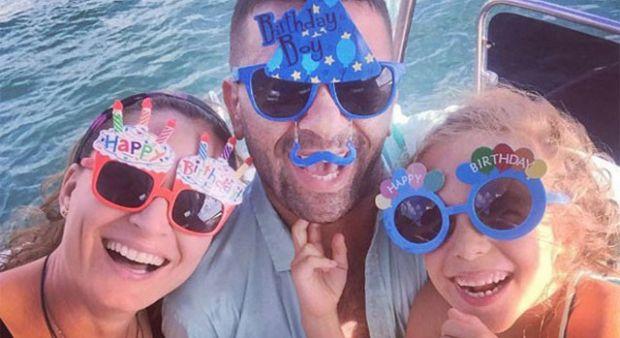 Ceyda Düvenci'den Bülent Şakrak'a doğum günü mesajı