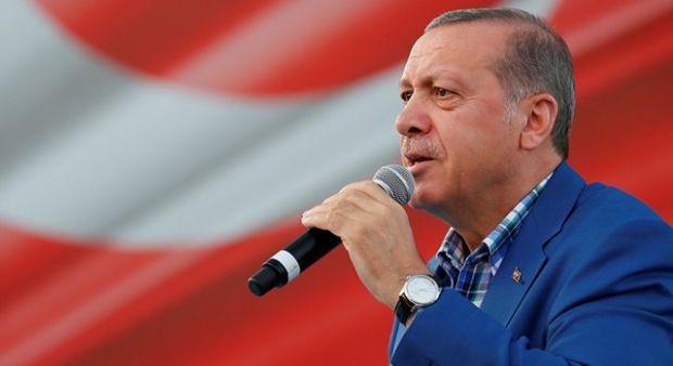 Cumhurbaşkanı Erdoğan Gaziantep'ten seslendi