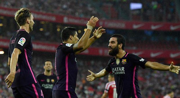 Athletic Bilbao 0-1 Barcelona | Maç sonucu