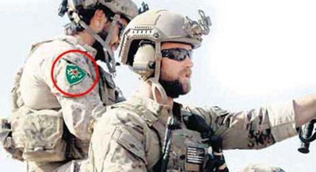 YPG Menbiç'te kalmak için arma değiştiriyor!