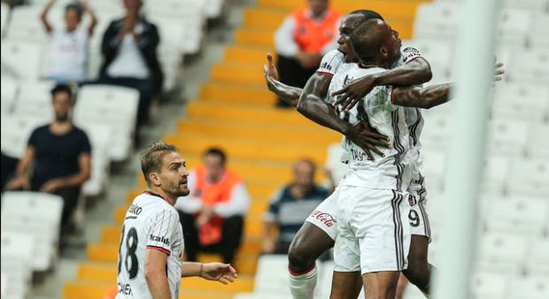 Beşiktaş 3-0 Gaziantepspor | Maç sonucu