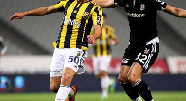 Beşiktaş ve Fenerbahçe'nin rakiplerinin kadroları belli oldu