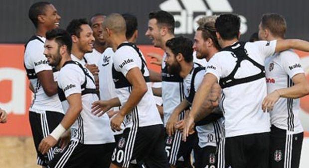 Beşiktaş'ta tek eksik Cenk Tosun!