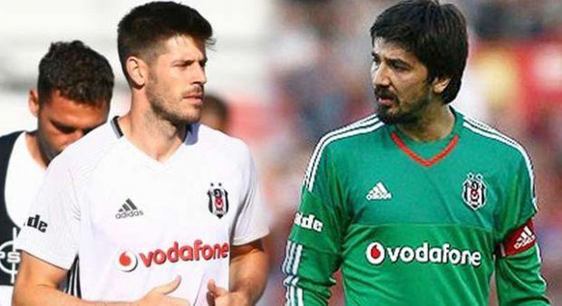 Beşiktaş'ta kaleyi kim koruyacak?