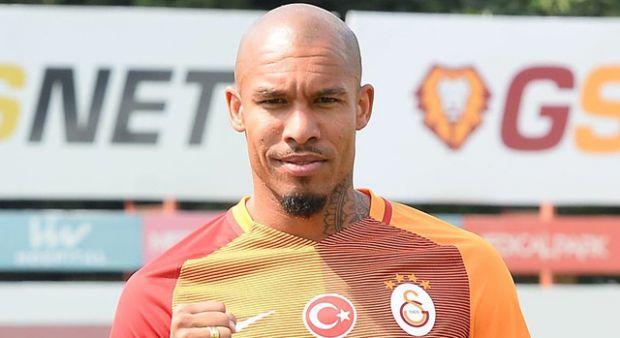 Nigel de Jong'dan Galatasaray itirafı!