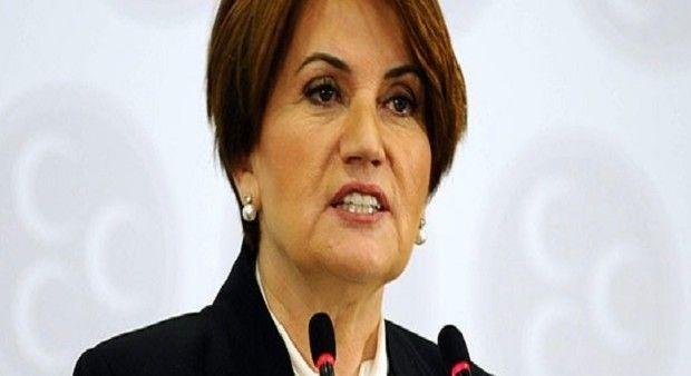 Disiplin Kurulu'ndan Meral Akşener'e  ''Kesin Çıkarma'' kararı