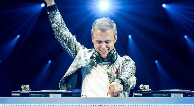 'Armin van Buuren' İstanbul'a geliyor