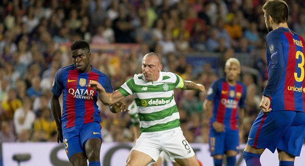 Barcelona, Celtic'i 7-0'lık skorla mağlup etti!