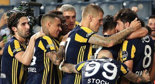 Fenerbahçe'nin UEFA kadrosu belli
