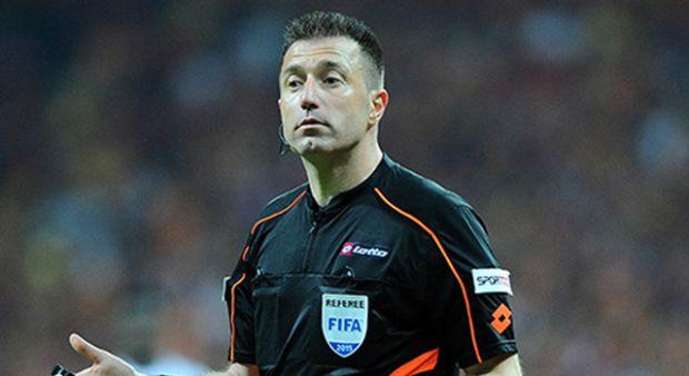 Hüseyin Göçek'e UEFA'dan görev!
