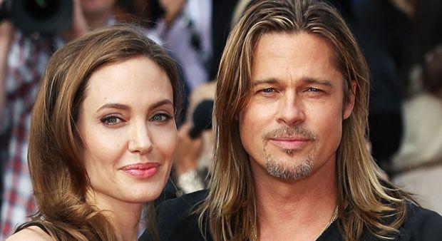 Angelina Jolie'den boşanma davası!