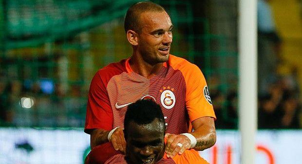 Galatasaray'dan Bruma için flaş karar!