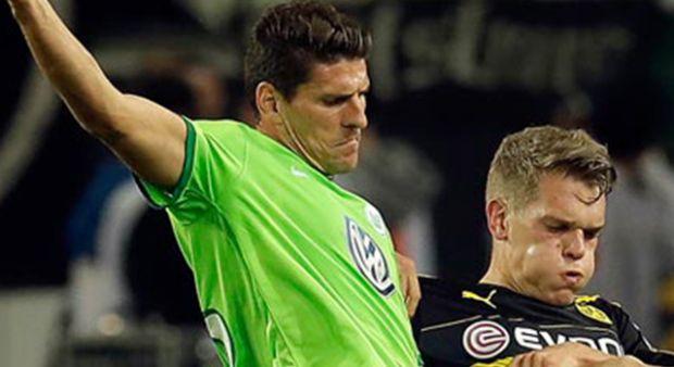 Wolfsburg kendi evinde Borussia Dortmund'a 5-1 yenildi!