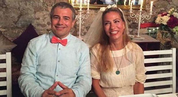 Deniz Arcak ve Akgün Fırat evlendi