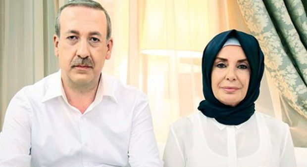 Beyazperdede 'Erdoğan' çiftine hayat verecekler!