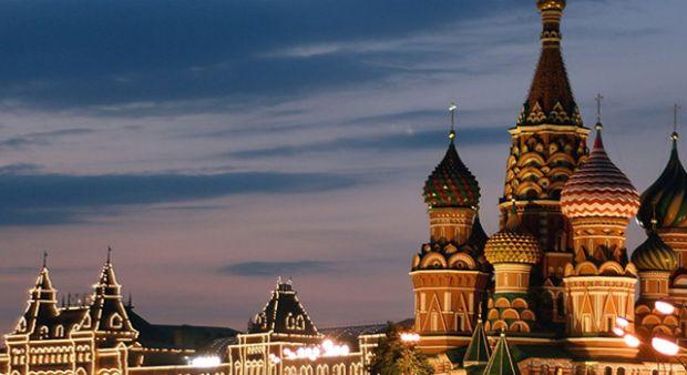 Rusya'ya kimlikle giriş yolda...