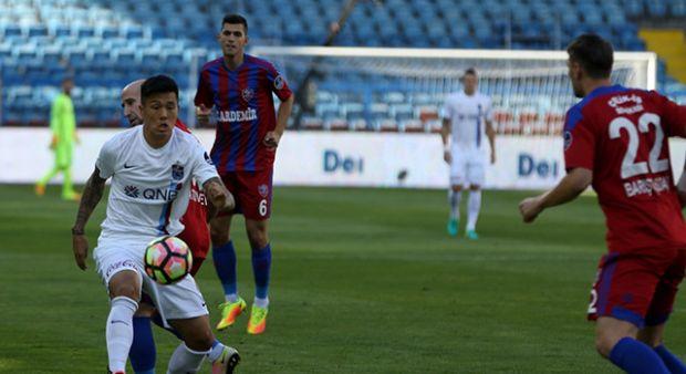 Karabükspor 4-0 Trabzonspor