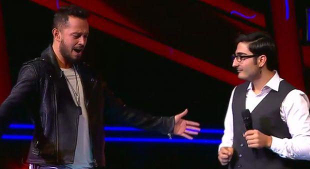 O Ses Türkiye jürisini şaşırtan yarışmacı!