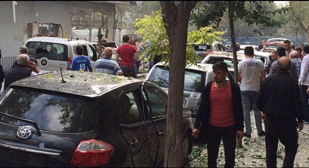 İstanbul'da patlama: 10 yaralı