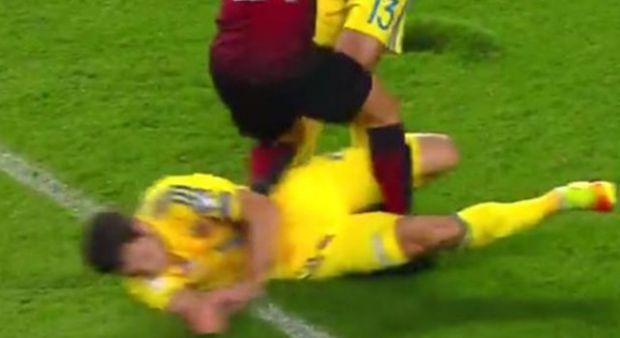 Türkiye'yi kızdıran penaltı tartışması