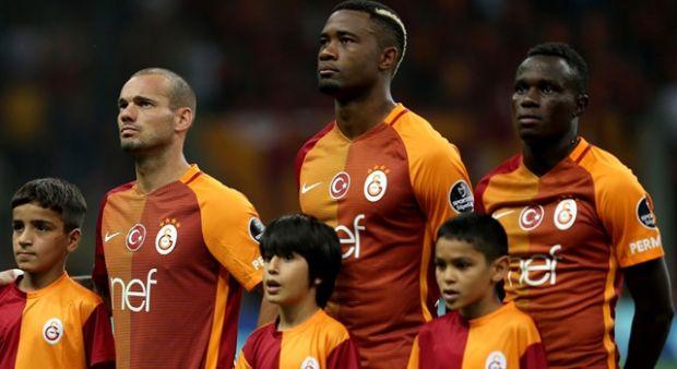Galatasaray ile Chedjou'nun yolları ayrılıyor