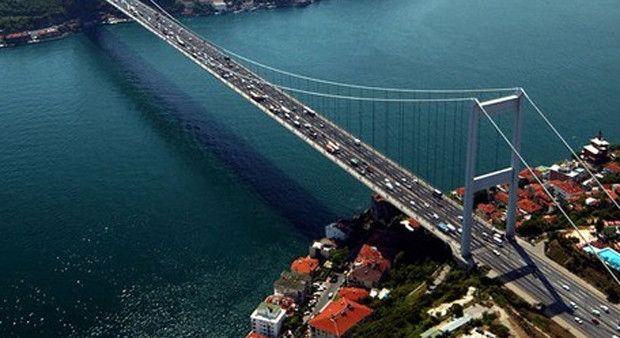 Fatih Sultan Mehmet Köprüsü'nde kaçak geçişlere büyük ceza!