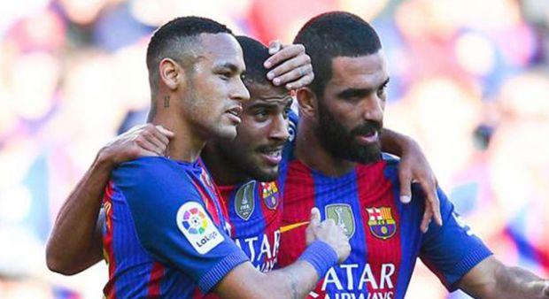 Ardalı Barça dörtledi!