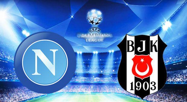 Napoli - Beşiktaş ve Manchester United - Fenerbahçe iddia oranları!