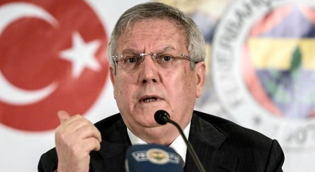 Aziz Yıldırım'dan Advocaat'a Galatasaray uyarısı!