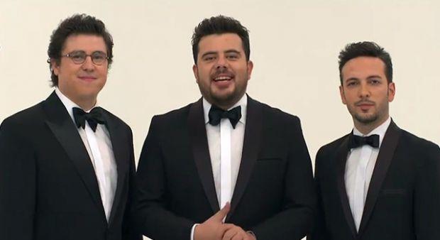 3 Adam TV8'de başlıyor...