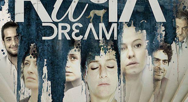 Rüya adlı filmin setinde hırsız şoku