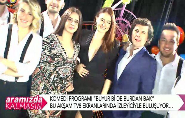 Buyur Bi'de Burdan Bak TV8'de başlıyor