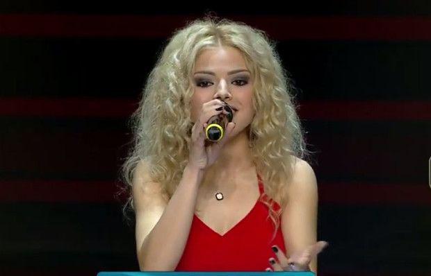 Gizem Şensoy 'Helal Et' (Final 3. performans)