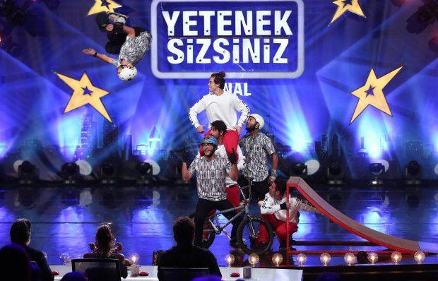 Extreme Stars'ın final performansı