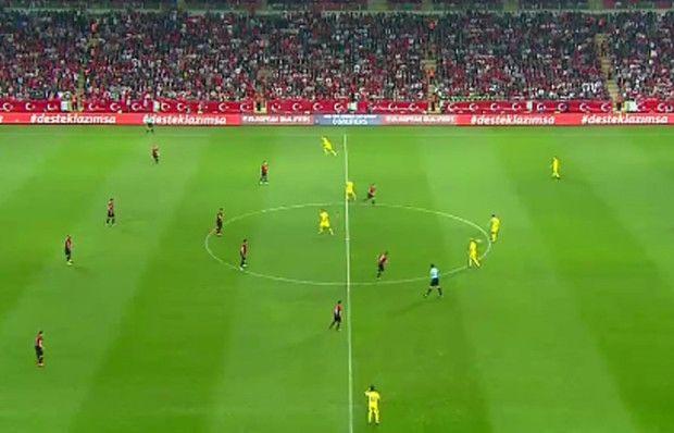 Türkiye: 2 - Ukrayna:2 l Maç Özeti