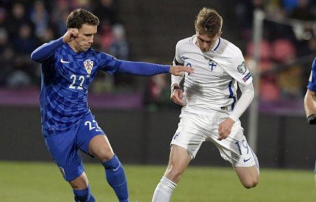 Finlandiya:0 - Hırvatistan:1   Maç özeti