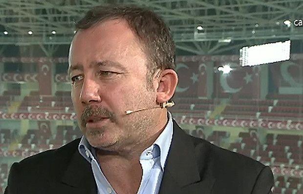 Sergen Yalçın, Türkiye-Kosova maçını TV8'de yorumladı...