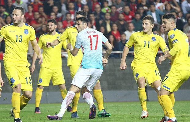 Türkiye:2 - Kosova:0   Maç özeti