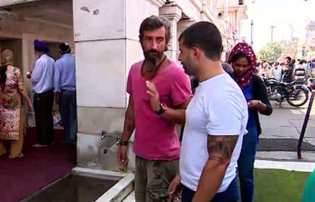 Yunus ve Mehmet'in ilgisini çeken ibadet şekli