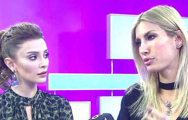 Çağla Şıkel ve Özge Ulusoy'dan TV8'e çok özel açıklamalar