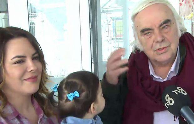 Seren Fosforoğlu ve babası Enis Fosforoğlu TV8'e konuştu