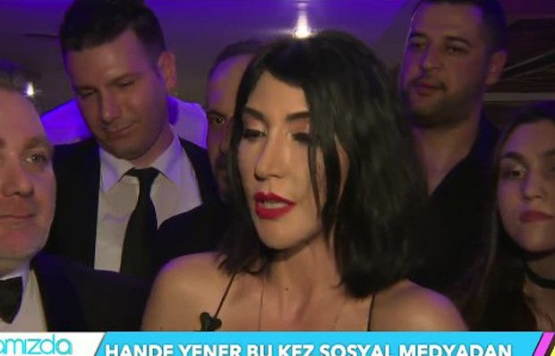 Hande Yener sosyal medyadan reklam yapan ünlülere çattı