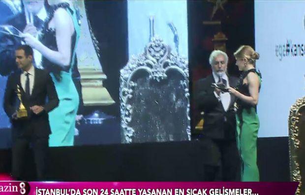 TV8'e 3 ödül birden!