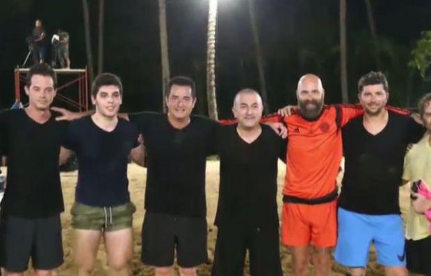 Dışişleri Bakanı Mevlüt Çavuşoğlu Survivor adasında!