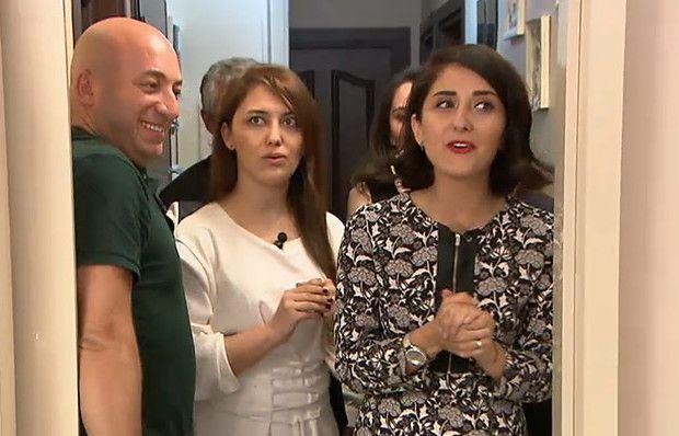 Tosun ailesi evini görünce şok geçirdi!